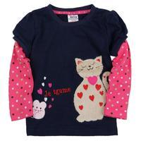 FREE SHIPPING F4145#18m/6y 5pcs/lot Nova kids wear girls summer tops new fashion peppa pig baby girls' long sleeve T-shirts