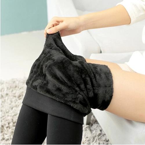 Livraison gratuite premier marché femmes. couleurs bonbons cheville longueur de velours leggings. épaissir pantalon pour l'hiver de gros et de détail