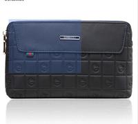 Men in business long wallet fashion leather handbags leather clutch bag men Spot 25 x 15 x5cm NBG102 Y8PB