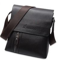 FREE NEW ARRIVAL 2014 Men Designer Mens Bag Fashion 100% Genuine Leather Bags Briefcase Business Shoulder Messenger Bags For Men