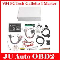 Newest Version V54 FGTech Galletto 4 Master BDM-OBD Function FG Tech ECU Programmer With Multi-langauge