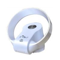 Popular 12 inch foldable bladeless fan air cooling fan hot sale