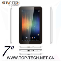 Free Shipping---7inch cheapest dual core tablet pc