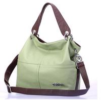 2014 new Korean fashion spliced messenger bag shoulder bag authentic vintage handbags outside the single factory outlet