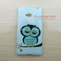 2014 new  many owls phone case for Nokia 720 soft phone case fashion owl case for Nokia 720 luxury phone case for for Nokia 720