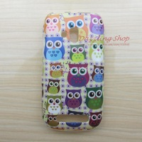 fashion silicone case for Nokia 610 2014 new many owl phone case for Nokia 610 soft phone case