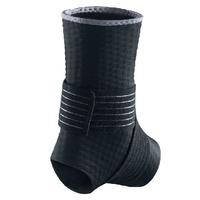Black Adjustable Ankle Support Pad Protection Elastic Brace Guard Support Football /Basketball/taekwondo/kongfu 2PCS=1PAIR