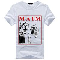 Men's short-sleeved t-shirt men t-shirt men short sleeve close tight cotton t-shirt men shirt a generation of fat 25