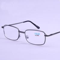 oculos de grau femininos eyeglasses Fashion Universal Unisex Square Reading Glasses +1 +1.5 +2 +2.5 +3 +3.5 +4.0