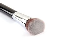 Hot Sale Flat Kabuki F80 COPPER Ferrule Synthetic Hair Makeup Brush Quality Guarantee