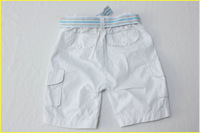 2014 summer tooling shorts child baby child male female child water wash 100% cotton casual bags