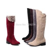 Women long boots discount wholesale retro fashion