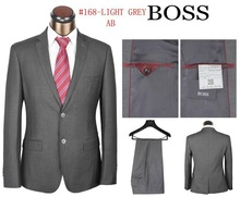 Hot Sale !New Coming High Quality Brand Designer Business Suits for Men Dress Suits Formal Suits 5 Colors Free Shipping(China (Mainland))