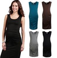 women dress maternity bodycon sexy woman clothes pregnant casual summer dress maternidade vestidos femininos plus size cotton