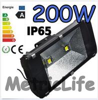 Free shipping AC85-265V 10W 20W 30W 50W 70W 100W 120W 150W 200W LED Floodlight Outdoor landscape LED Flood light lamp