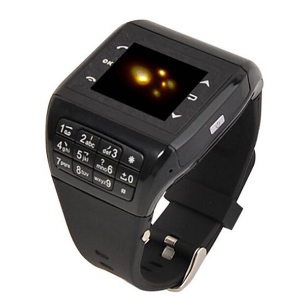 Free shipping Watch Wrist mobile phone Q3 Bluetooth Dual SIM card Touch Screen(China (Mainland))