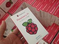 Free Shipping ! Rev 3.0 512 ARM Raspberry Pi Project Board Model B+ version Improved version make in UK !