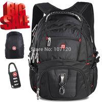 SwissLander Swiss men 15.6 inch Laptop backpack,women notebook backpacks school 16 inches laptop bag,travel notebook bagpack