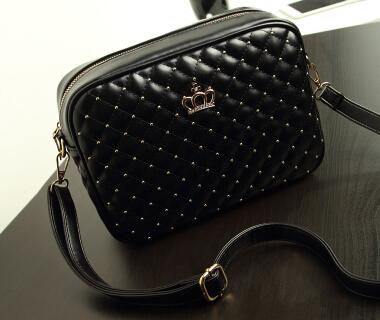 2014 new candy color bags women shoulder bag messenger bag summer handbags small PU leather handbag(China (Mainland))