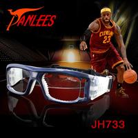 Hot Sales Panlees Prescription Sports Goggles Basketball Prescription Glasses Handball Sports Eyewear Anti-Impact Free Shipping