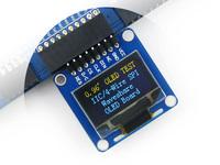 0.96inch OLED (A) Module 128*64 Pixel I2C IIC SPI Curved/horizontal Pinheader SSD1306 Controller