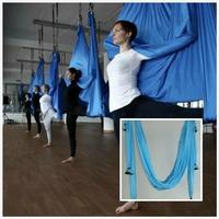 2014 Yoga Hammock Swing Latest Multifunction Anti-gravity Yoga swing Resistance Bands for yoga training Yoga belts for sporting