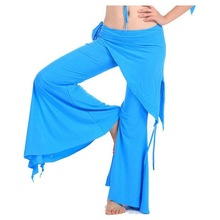 Hot sale 2014 Acrobatics of dance clothing costumes exercise pants trousers pants belly dance new tribal