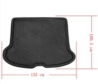 Cargo Tray Trunk Mat Liner fit for 2008-2013 XC60 Waterproof Black