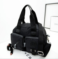 2014 top quality famous designer messenger bag vintage Nylon Women's Handbag shoulder kip bag with monkey