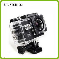 Original GoPro Camera Style SJ4000 1080P Full HD Car Dvrs Extreme Sport Action Camera Diving 60M WaterProof Mini Camcorder