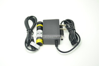 Focusable 780nm 100MW IR Infrared Laser Diode Module Dot W/ AC Adapter 16x68mm