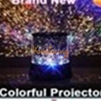 Romatic Multicolor Star Master Projector Night Light LED Sky Master Projector Starry Night Lamp Gift Star Cupid/Star Lover