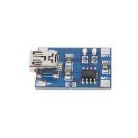 1PCS Lithium Battery Charging Board 5V Mini USB 1A TP4056 Charger Module DIY Newest!