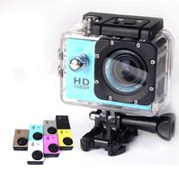 Original Sports Cam  Action Camera Diving 30M Waterproof Camera 1080P Full HD Helmet Camcorder Underwater Camera Gopro New 2014