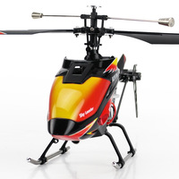 Wltoys 70cm V913 Upgrade Version,Remot control Helicopter with Camera,2.4G 4CH With Gyro 2.4ghz rc helicopter single-propeller