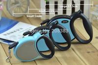 Fashion Plastic Pet Retractable Dog Leash Cat Dog Lead Cachorro Leashes For Dog Collar Lead 3/4/5m 25/35/45KGS