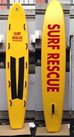 "10'6"" inflatable rescue lifeguard board, inflatable rescue board inflatable"