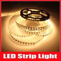 SMD 3014 LED Strip Waterproof IP65 12V fita LED Light Ribbon Lamps 120 LEDs /m 5m 600 LED Cool Warm White ,5m/Lot,Free Shipping