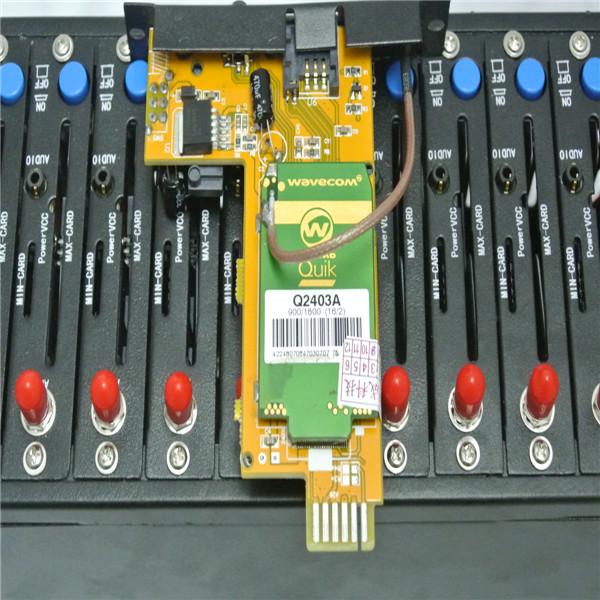 массовые sms модем wavecom 16 порт