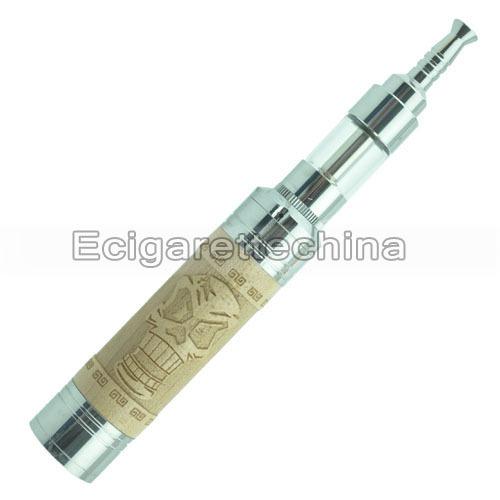 Electronic Cigarette Mechanical Mod Skull V tank Atomizer 510 Series E cigarette Starter Kits 18650 battery