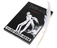 100% brand new Death Note Style Notebook come with Goose Quill Free shipping