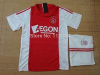 High  Quality  Ajax   Home  2014  - 2015   soccer  jerseys  uniforms  kits   Free Shipping