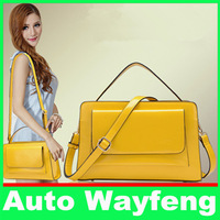 2014 new fashion ladies leather hand bags handbags shoulder diagonal packet C11