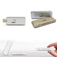 Fingo Portable Home Digital Wireless HD HDMI Video Transmitter for Streaming 1080p Video,Mobile,Laptops,PC etc