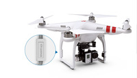 Fast Shipping 2014 Newest DJI Phantom 2 Quadcopter With H3-3D,AVL58,iOSD mini,Wire,Case,Monitor For Gopro Drone FPV