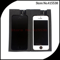wholesale for iPhone 5S LCD Display touch screen with digitizer assembly replacement parts for iPhone 5s , Free Shipping