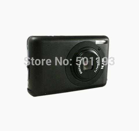 Professional digital camera 12 mp DC-K708C(China (Mainland))