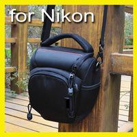 Waterproof Camera Case Bag for Nikon DSLR D3200 D3100 D3000 D5200 D5100 D5000 D7100 D7000 D90 D80 D70 D70S D60 D50 D40 Free ship