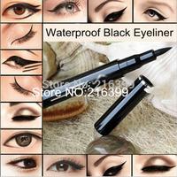 Wholesale 3PCS/Set Hot Selling MC Makeup Waterproof Black Liquid Eyeliner Pen for Eyes.Brand New Eye Liner.100% TOP Quality