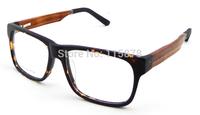 2014 Large Frame Glasses Acetate Optical Frame Women Brand Designer Free Shipping ZF112